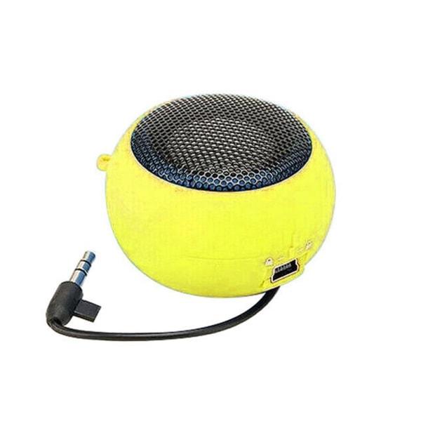 Mini-högtalare Mp3-musik Högtalarspelare utomhus 3,5 mm bärbar