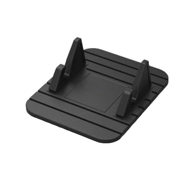 Ny bil Dashboard halkfri matta Gummifäste telefonhållare Pad Mob