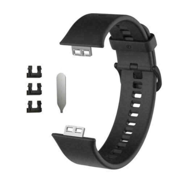 Ersättande silikonklockarmband handledsrem för Huawei klocka