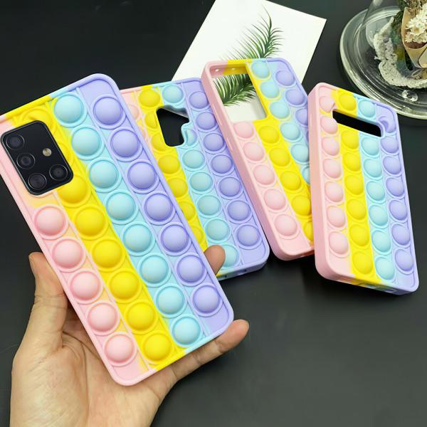 Samsung Galaxy A51 - Skal / Skydd / Pop It Fidget