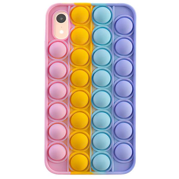 iPhone XR - Skal / Skydd / Pop It Fidget