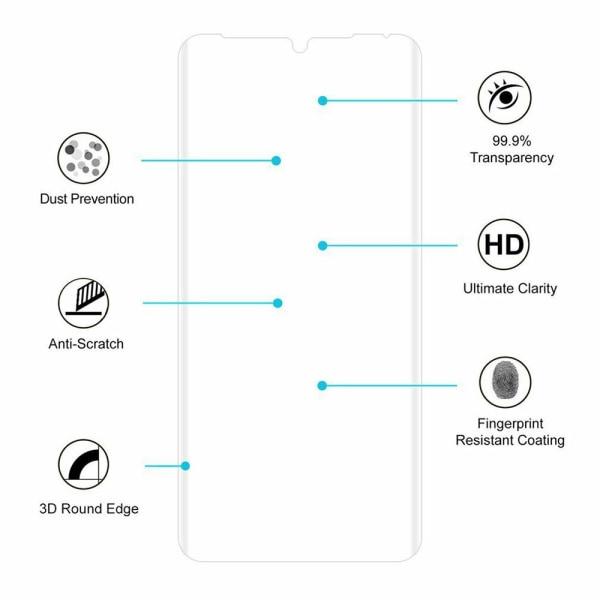 2x Huawei P30 Pro - Skärmskydd
