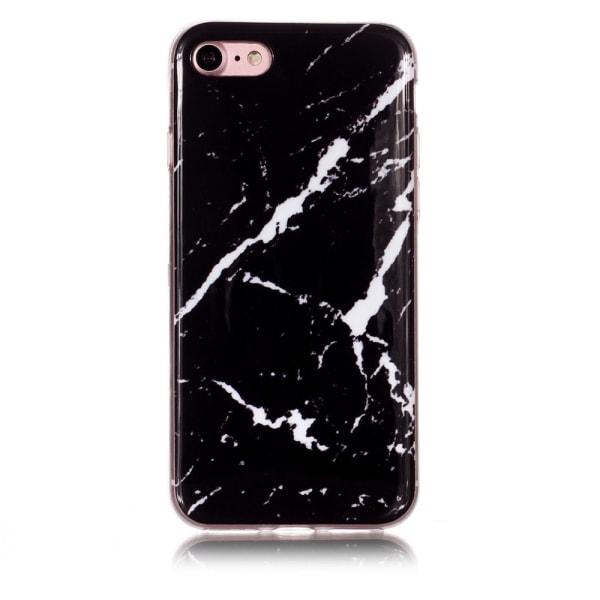 iPhone 5/5s/SE2016 - Skal / Skydd / Marmor Vit