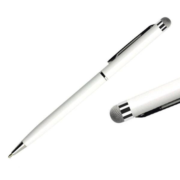 3x Högkänslig 2 i 1 touchpenna / pekpenna mobil & surfplatta multifärg