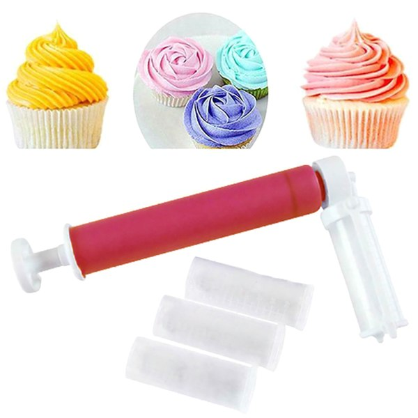 Rose Flower Piping Tips Piping Cake Decorating Supplies Tools