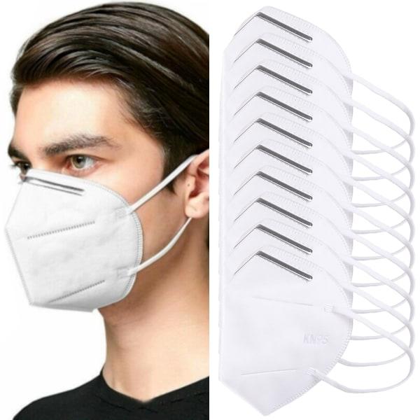 50pack disponibel mun ansiktsvård tygduk KN95 50 pack