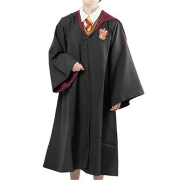 Cosplay-kostym mantel från Harry Potter-seriens adults green 2XL