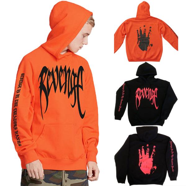 Unisex män dam basic hip-hop hoodie tröjor tröja Black M