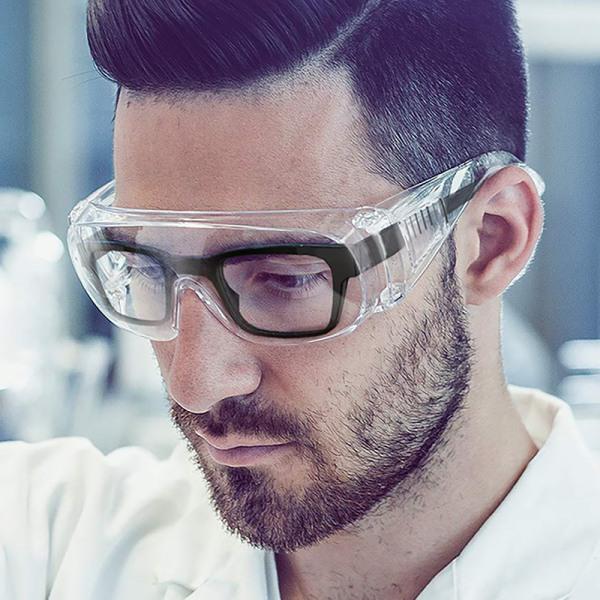 Säkerhetslaboratorium Glasögon Glasögon Arbetsskydd