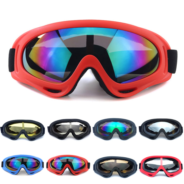 Vuxna Anti-dimma Wind Damm Surfing Jet Ski Snowboard solglasögon #1