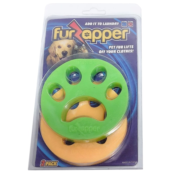 Fur Zapper 2 Pack husdjursborttagare