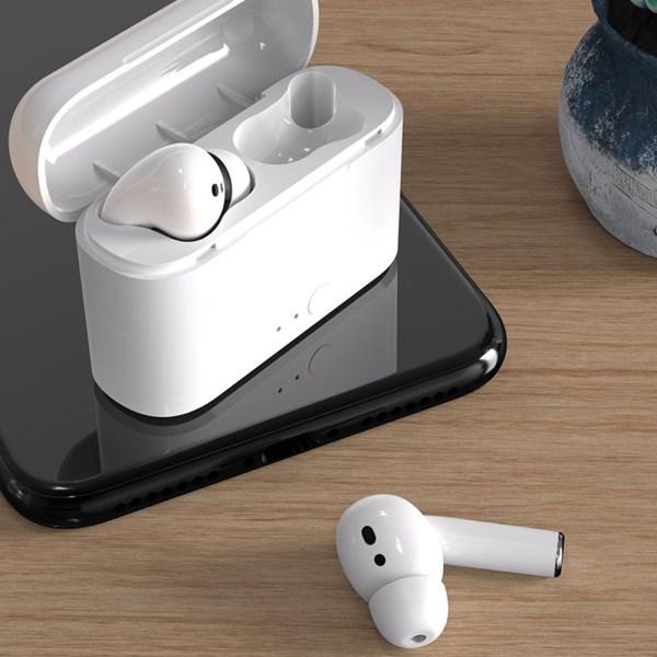 i11 / i12 Pro tws Trådlöst Bluetooth-hörlurar Black