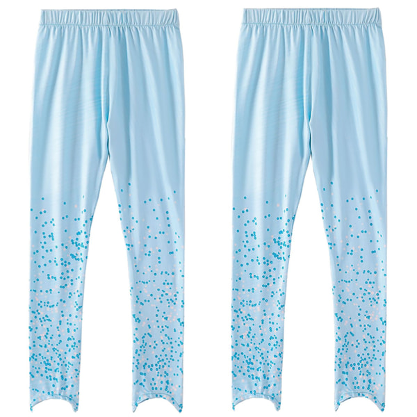 Party Girls Anime Cosplay Frozen 2 Princess Aisha Pants Long Pants 120cm