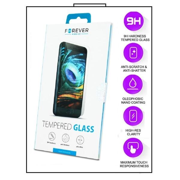 2-PACK iPhone 7 / 8 / SE (2020) -FOREVER HärdatGlas Displayskydd Transparent