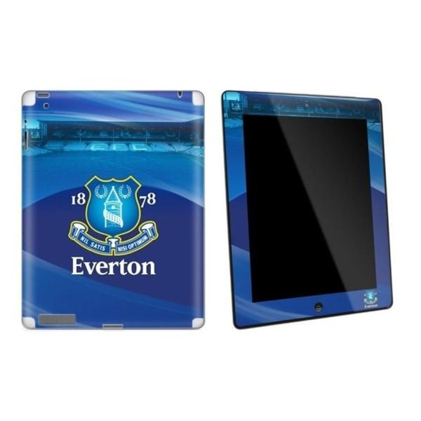 Officiella FC Skins För iPad 2/3/4  - EVERTON Blå