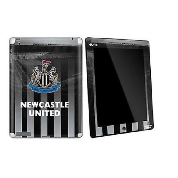 Officiella FC Skins För iPad 2/3/4  - NEWCASTLE UNITED Svart