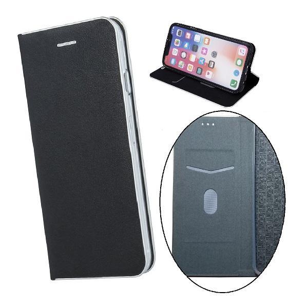 Huawei Mate 10 - Smart Venus Mobilplånbok - Svart Svart