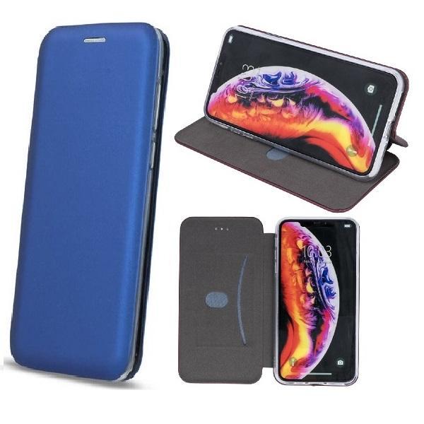 Huawei Mate 20 Lite - Smart Diva Mobilplånbok - Marinblå MarineBlue