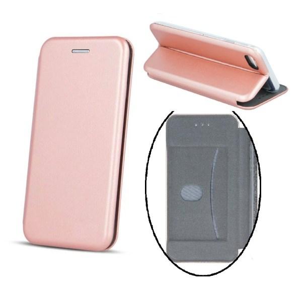 Huawei Mate 20 Lite - Smart Diva Mobilplånbok - Rosa guld PinkGold