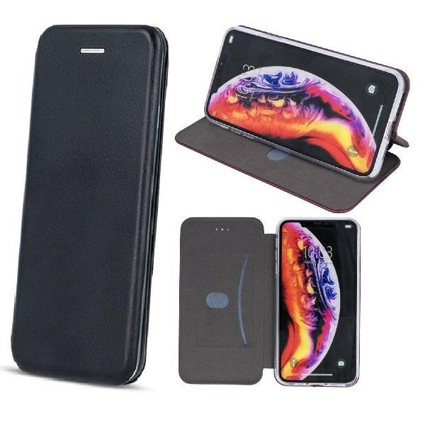 Huawei Mate 20 Lite - Smart Diva Mobilplånbok - Svart Black