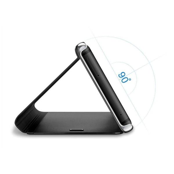 Huawei P Smart 2021 - Smart Clear View Fodral - Svart Svart