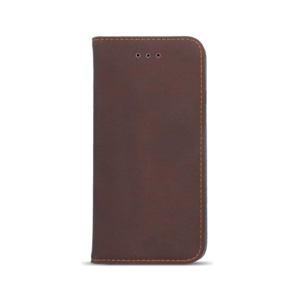 Huawei P10 Lite - Smart Termo Plånboksfodral -Svart/Red Black