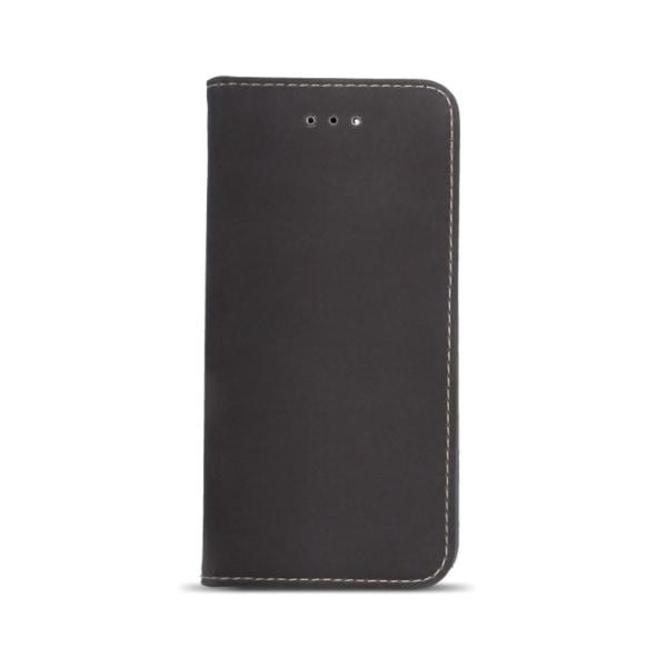 Huawei P10 Lite - SmartTermo Plånboksfodral  -Svart/Rosa Svart
