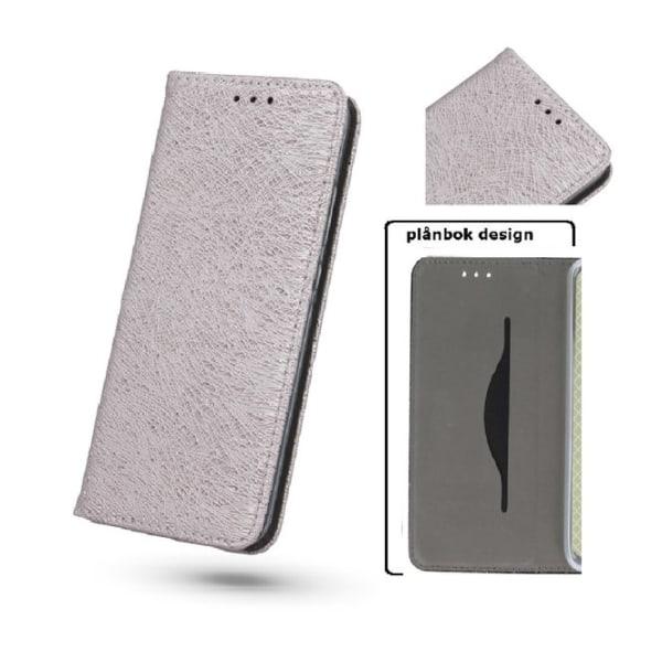 Huawei P10 Lite - Toppkvalitet Plånboksfodral - RosaGold RedGold