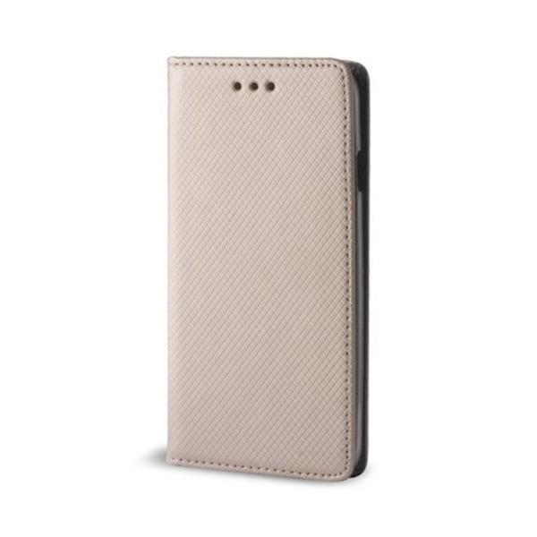 Huawei P10 Lite - Toppkvalitet Plånboksfodral - RosaGuld Rosa guld