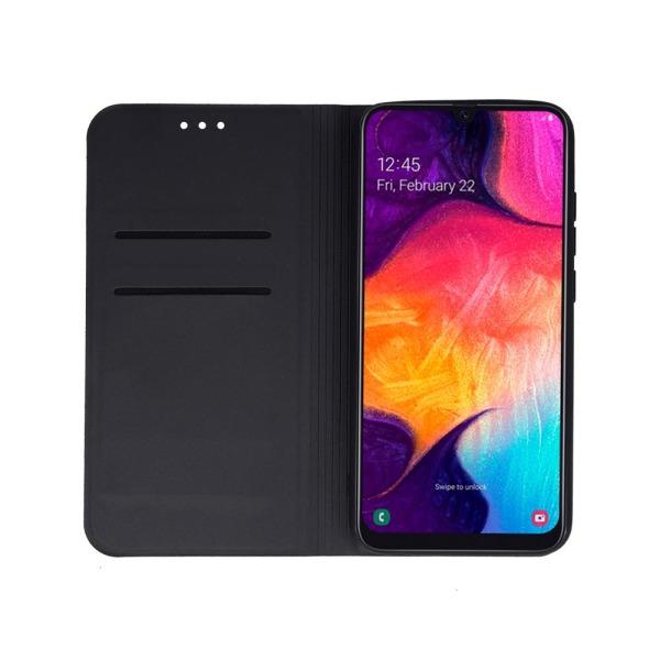 iPhone SE (2020) / 8 / 7 -  Smart Skin Mobilplånbok - Svart Svart