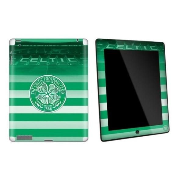 Officiella FC Skins För iPad 2/3/4  - CELTIC Green