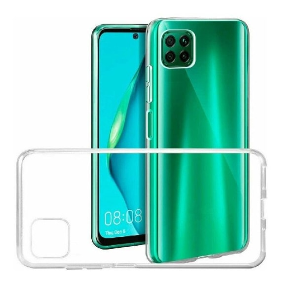 Samsung Galaxy A22 5G - Transparent Slim Skal  Transparent