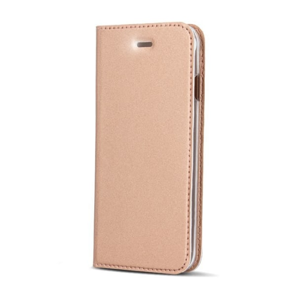 Sony Xperia XZ - Smart Premium Fodral Mobilplånbok - Roseguld Guld
