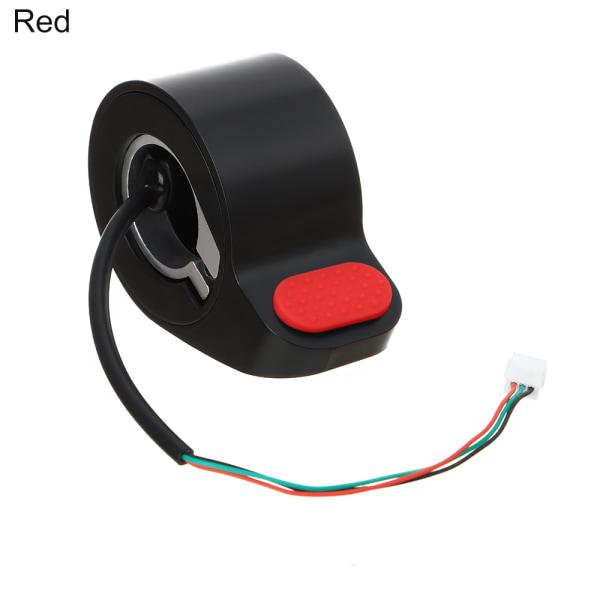 Elektrisk sparkcykel Throttle Throttle Kick RÖD