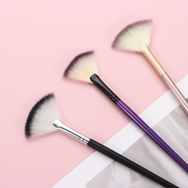 Fläktborstar Makeupborste 3