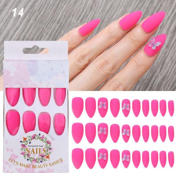 Falska naglar Falska naglar 14