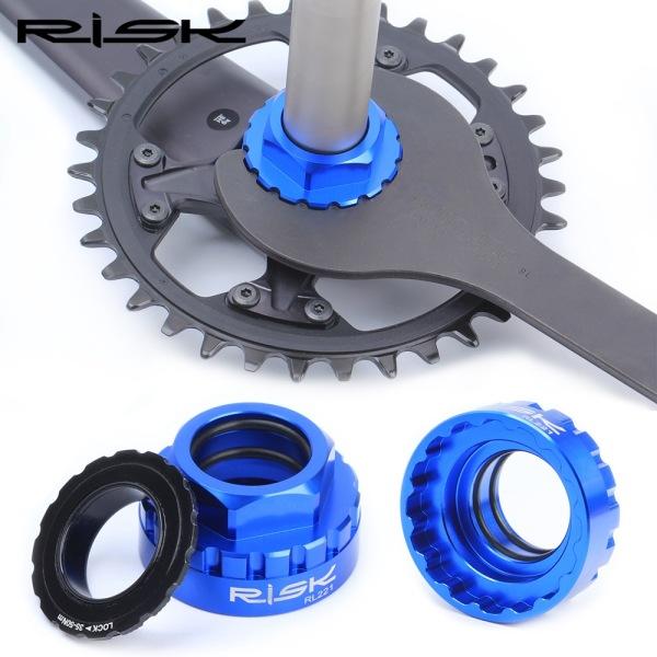 Låsring Adapter Cykeldelar Borttagningsverktyg