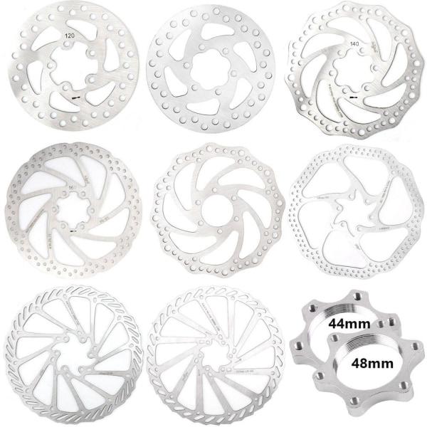 Rotor Skivbroms Bakhjulsdelar 8 8