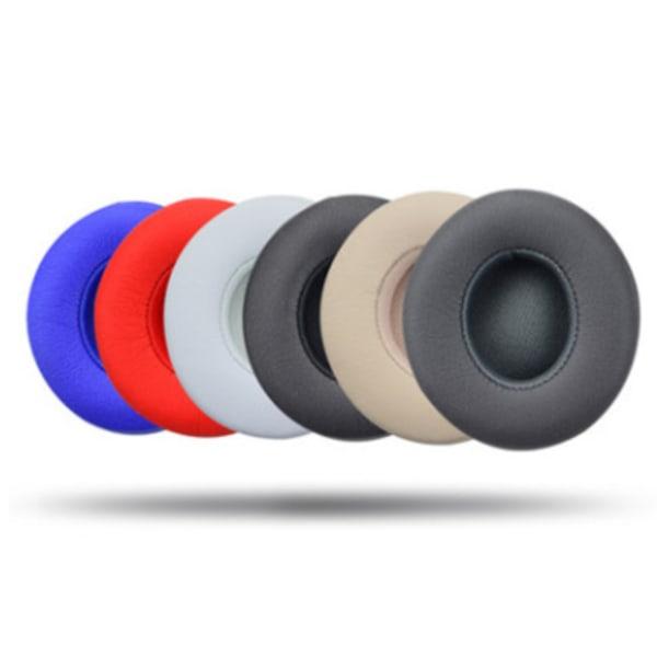 Beats Solo 3 Solo 2 Wireless Kompatibla Öronkuddar Svart