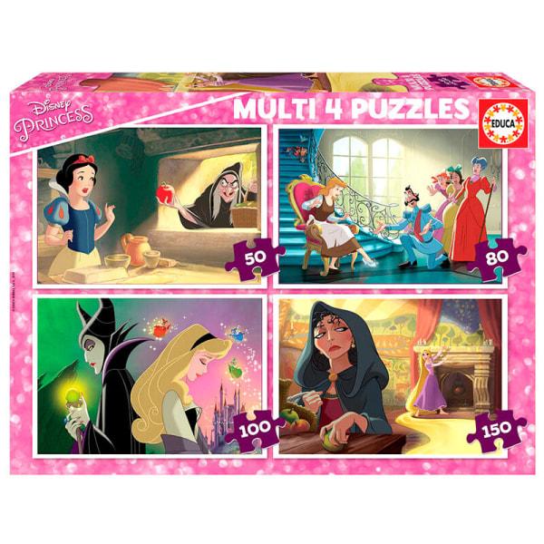 Disney Villains puzzle 50-80-100-150pcs