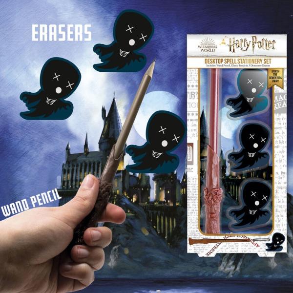 Harry Potter Desktop Spell Stationery Set