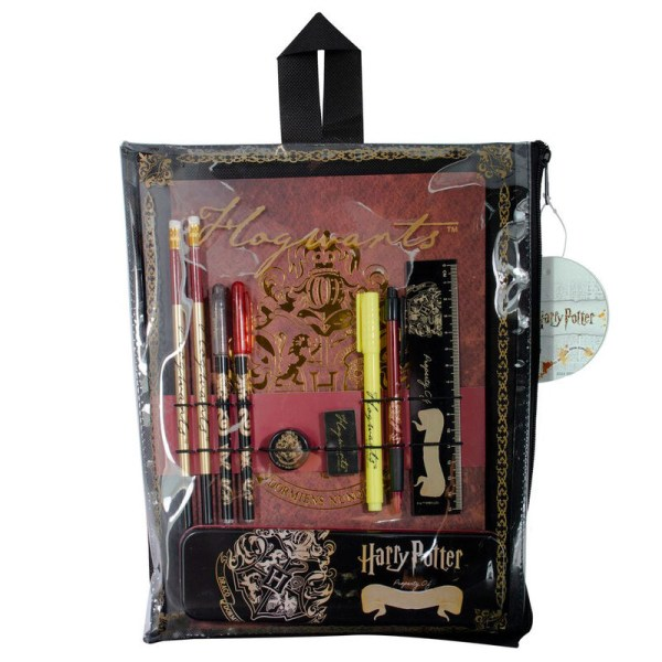 Harry Potter stationery set