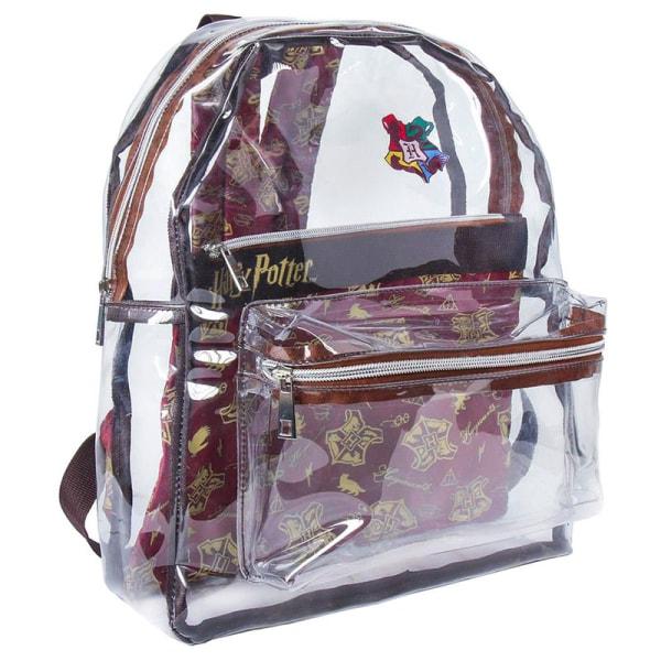 Harry Potter transparent backpack 40cm