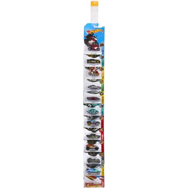 HOT WHEELS BASIC CAR CLIPSTRIP