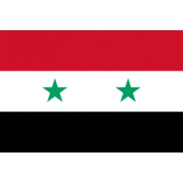Flagga - Syrien