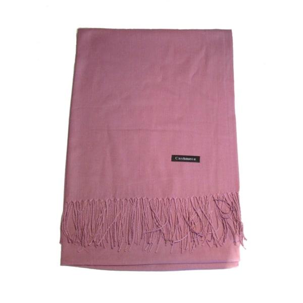 Viscose Ljusrosa sjal scarf  Rosa