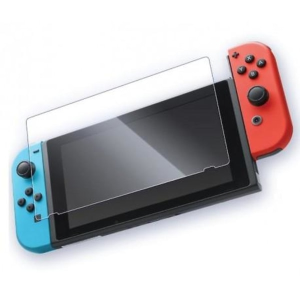 Nintendo Switch Härdat glas 0.26mm 9H Transparent