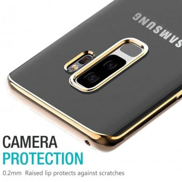 Samsung A6 2018 Stötdämpande Gummiskal Svart