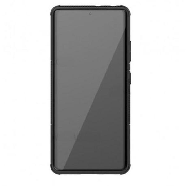 Samsung S21 Plus Stöttåligt Skal med Stöd Active® Svart