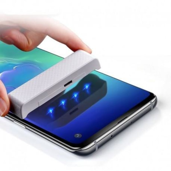 Xiaomi Mi Note 10 / 10 Pro Härdat Glas 9H Mocolo UV Transparent